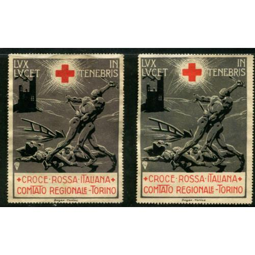 Italy Charity stamp NG, Red Cross  Italy Charity stamp NG, Red Cross    IC011