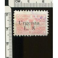 Italy Municipal Revenue  Bari used, i294