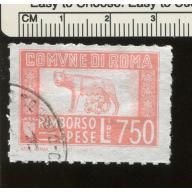 Italy Municipal Revenue  Rome     i742