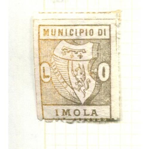 Italy Municipal Revenue Cesate  1st Issue L 1   OG,  ia242